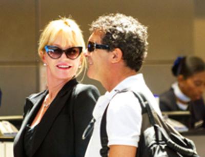Антонио Бандерас и Мелани Гриффит: развода не будет!