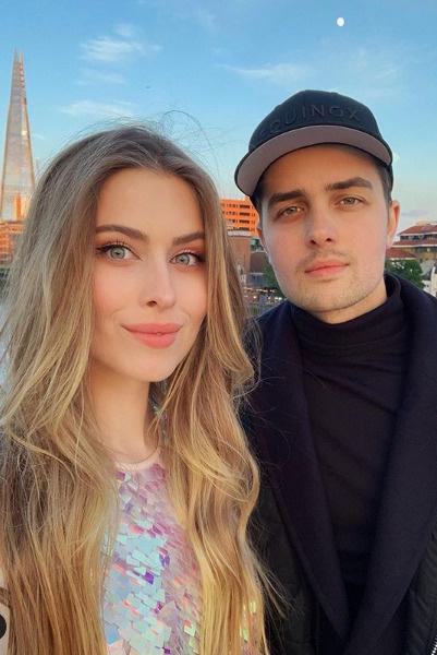 София с братом Анатолием