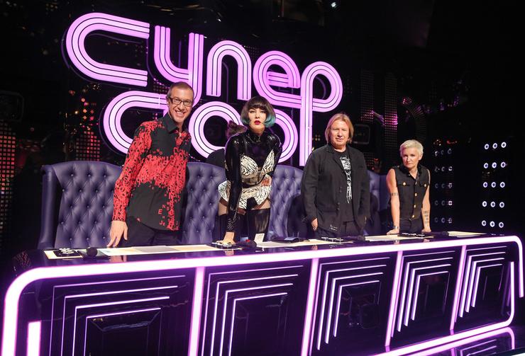 Члены жюри популярного шоу
