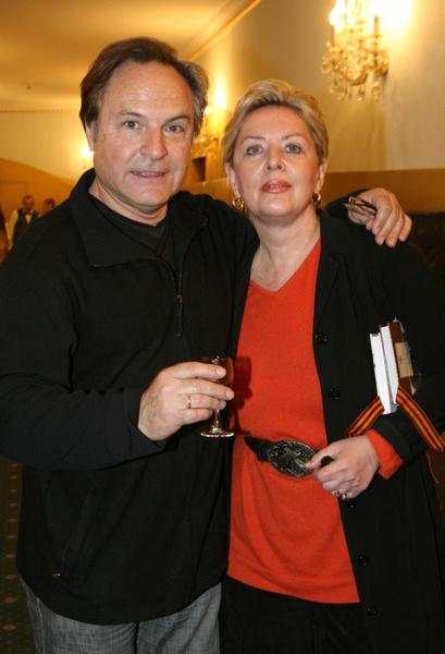 Второй женой режиссера стала Наталья Шляпникофф