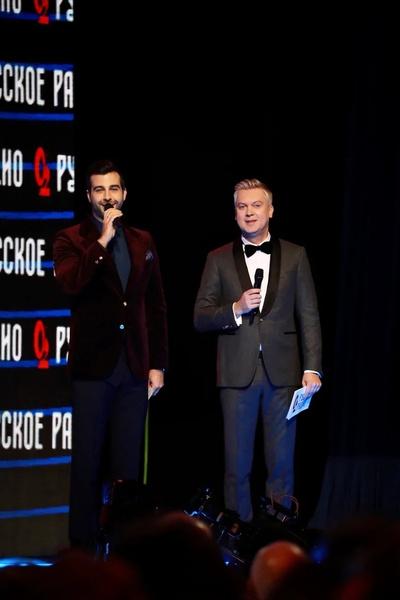 Ведущими премии стали Иван Ургант и Сергей Светлаков
