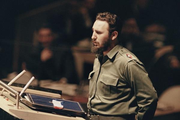 Фидель Кастро очень любил публичные выступления
