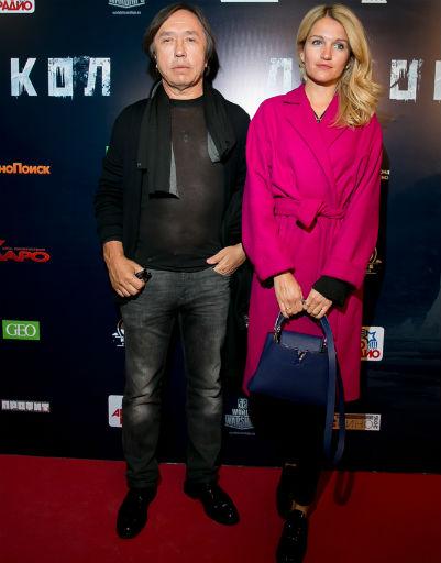 Ринат Давлетьяров и Женя Малахова