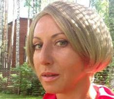 Алика Смехова стала блондинкой