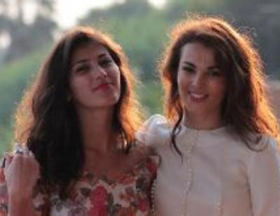 Сати Казанова продвигает младшую сестру в шоу-бизнесе