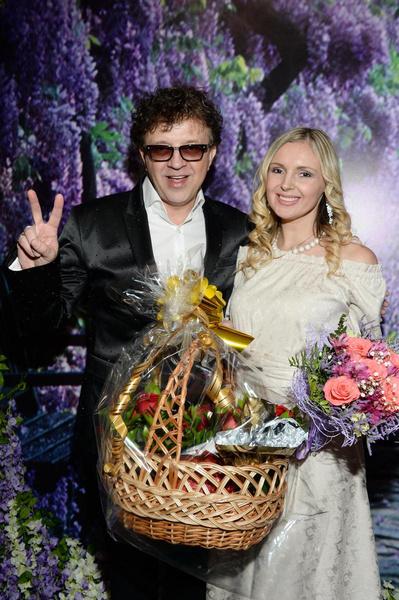 Роман Жуков с бывшей женой Еленой