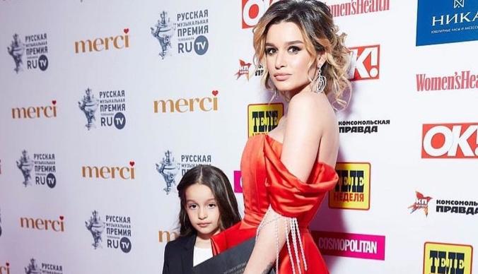 Ксения Бородина собрала звездных подруг на вечеринке дочери