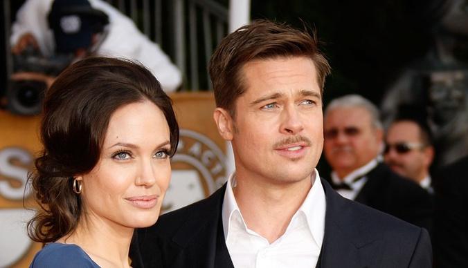 Анджелина Джоли обиделась на Брэда Питта из-за его слов о неудачном браке