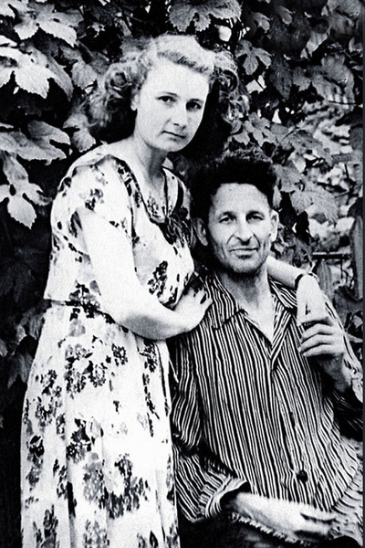 Родители Тамары Миансаровой разошлись еще до войны