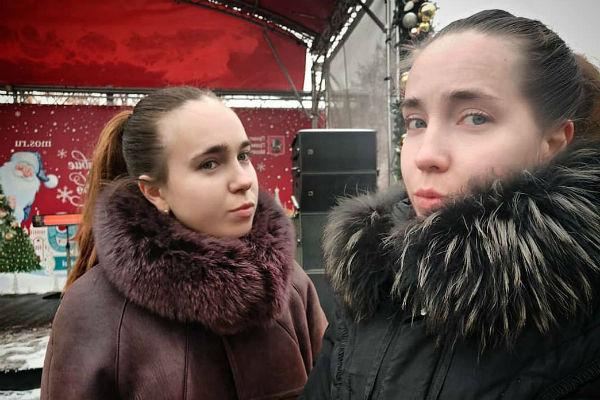 Сестры Ксения и Евгения