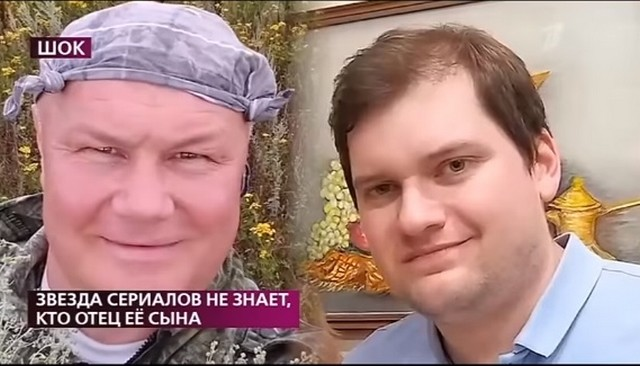 Павел считает, что сын похож на него