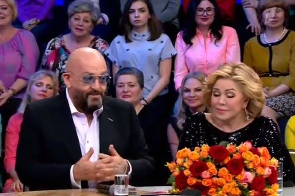 Михаил Шуфутинский признался, что был влюблен в певицу