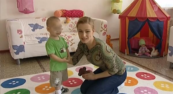 Рубрику «У вас будет ребенок» вела жена Тимура Кизякова Елена