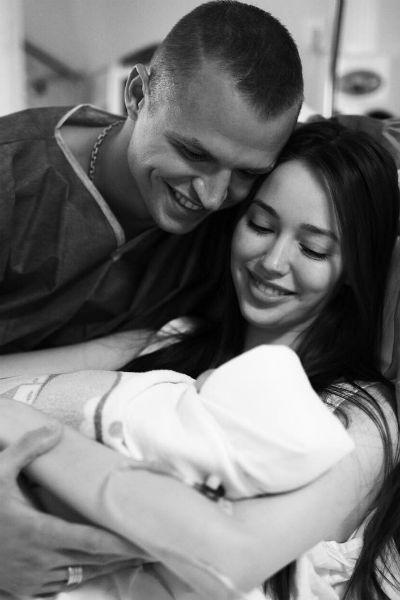 Недавно Дмитрий и его третья жена Анастасия стали родителями
