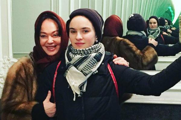 Лариса Гузеева очень близка с дочерью