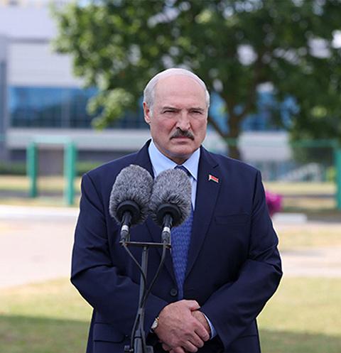Александр Лукашенко: «Да, возможно, я немного пересидел»