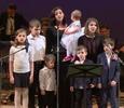 Бывшая жена Евгения Цыганова вывела на сцену всех его детей