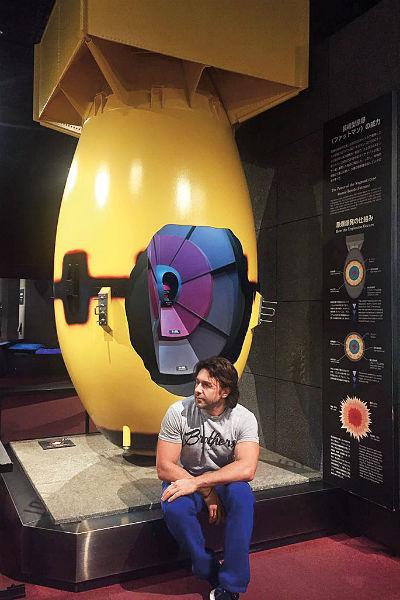 У этой атомной бомбы, испепелившей город, было такое невинное кодовое имя – «Толстяк»