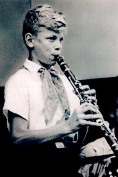 С детства Преснякову нравился джаз