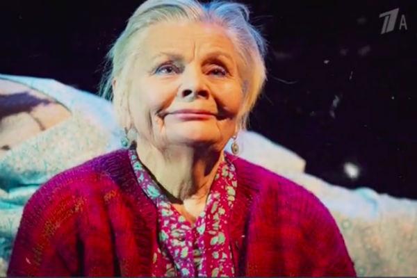 Нина Корниенко в этом году отметила 75-летний юбилей