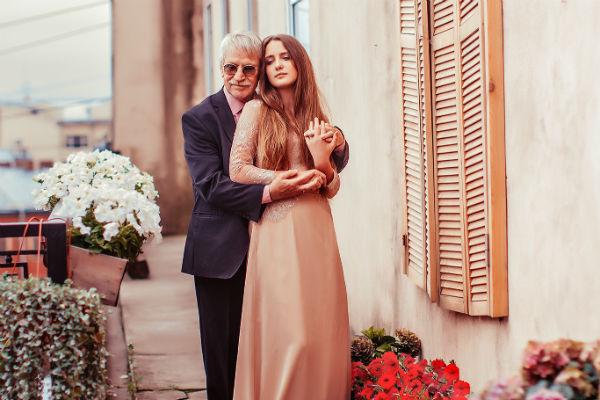 Супруги строят свои отношения на взаимном уважении