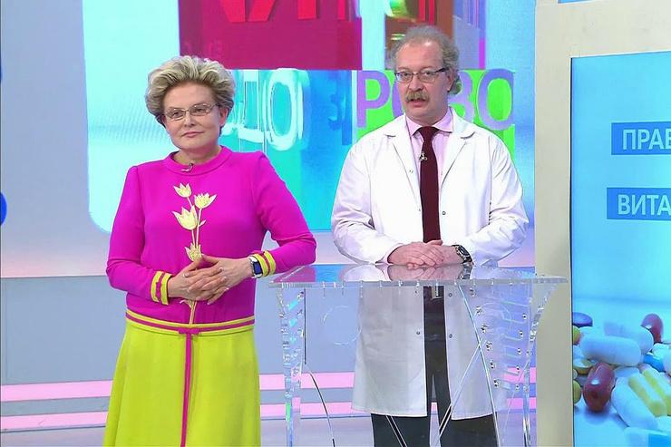 Елена Малышева и Андрей Продеус