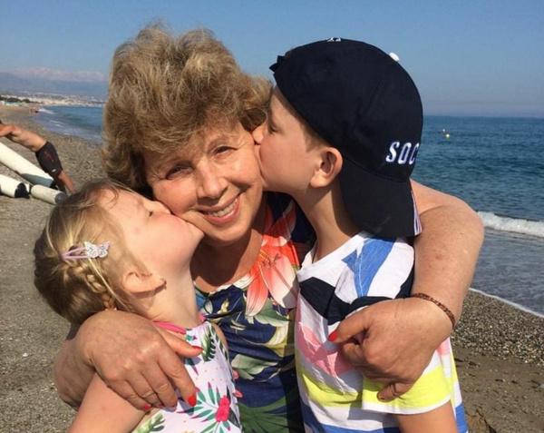 Лариса Рубальская: «Очень переживала и страдала, что у меня нет детей»