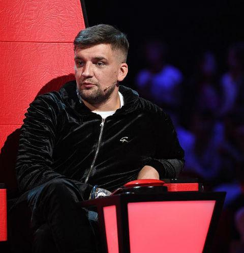 Баста помог участнице шоу «Голос» в продвижении