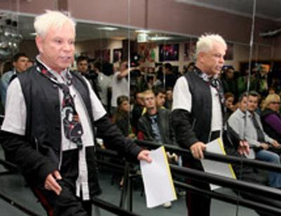 Борис Моисеев открывает в Майами школу танцев