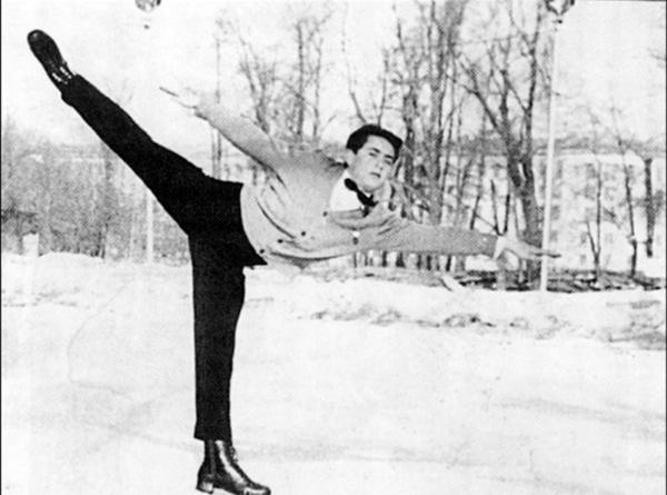 Коньки с юности были одним из главных увлечений Алексея Мишина