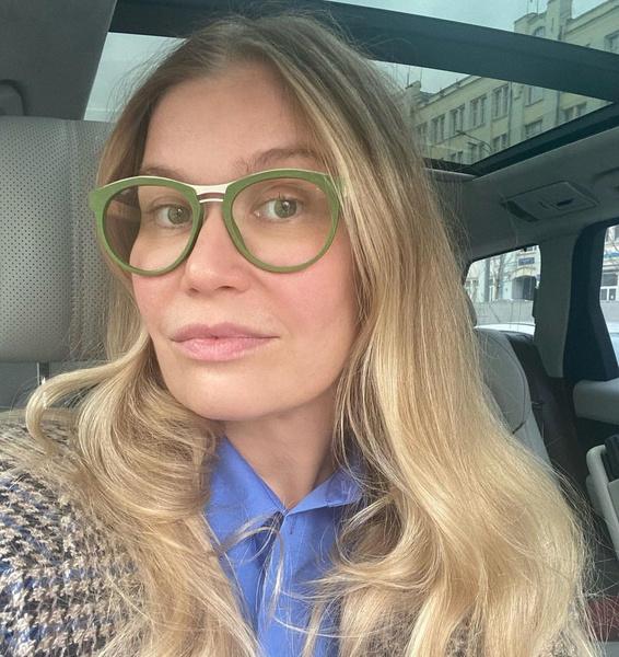 Кристина Бабушкина уверяет, что с экс-мужем все в порядке