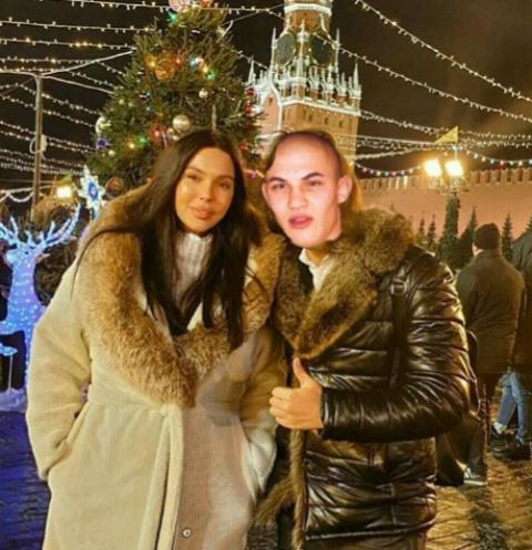Оксана Самойлова в реальной жизни