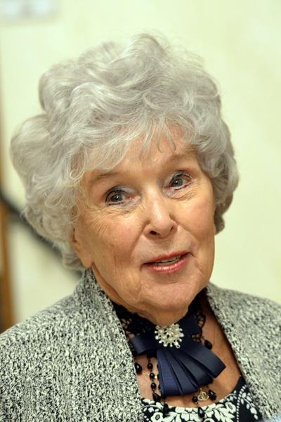 Вера Васильева играла в одном театре с Элиной Быстрицкой