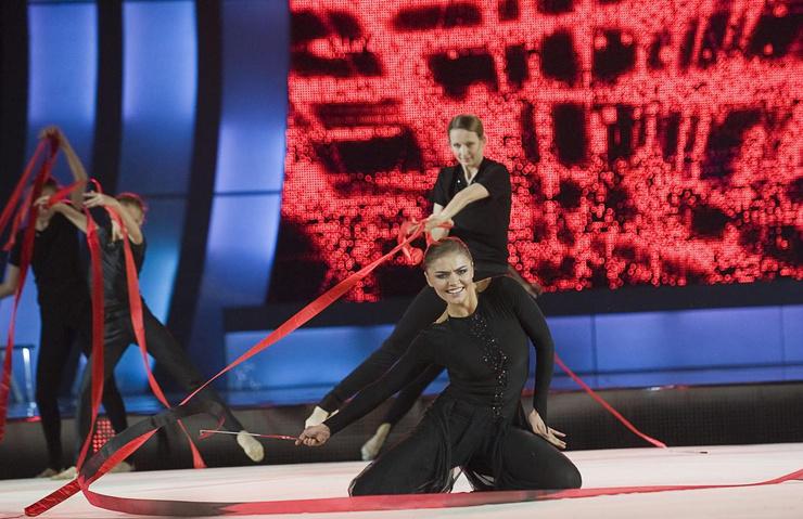 Кабаева и Чащина всегда были примером для Утяшевой, которая все-таки вышла из их тени