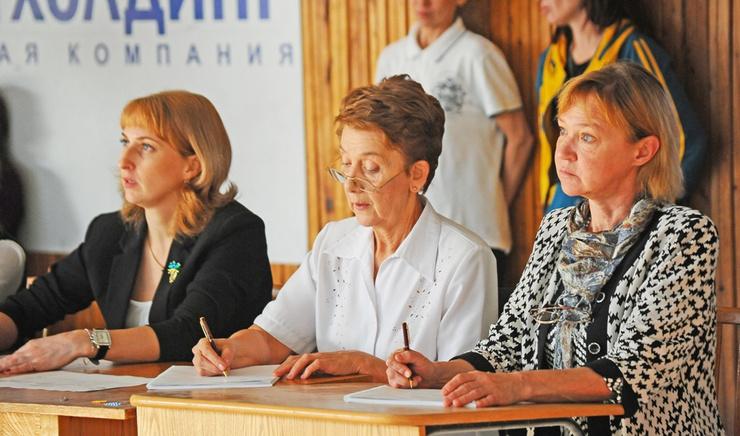 Юбилейный турнир на призы Елены Наймушиной в Красногорске
