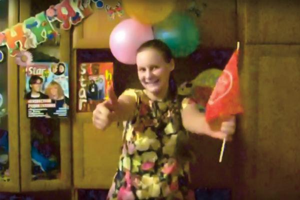 Анастасия Суховерхова из Томска в пятый раз участвует в конкурсе и даже сочинила песню о нашем отдыхе