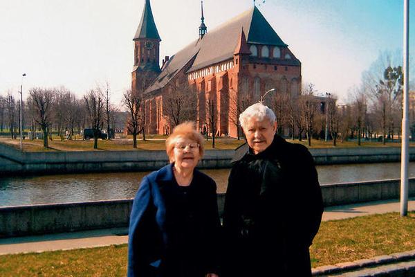Донатас Банионис прожил с женой 60 лет до самой ее смерти в 2008-м