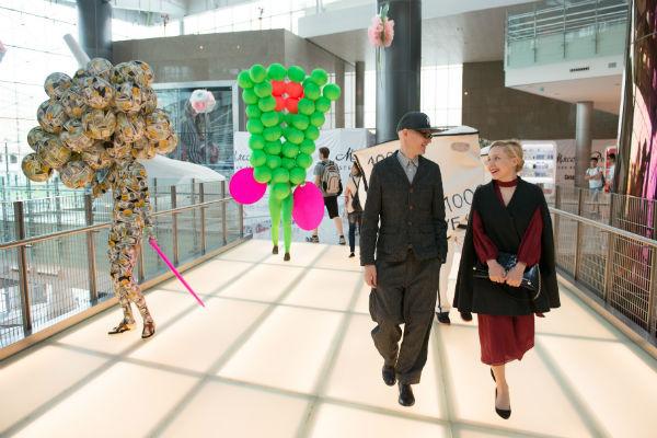 Гедонистические основы удовольствия стали основной темой выставки