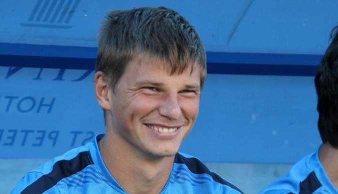 Андрей Аршавин получил работу в «Зените»