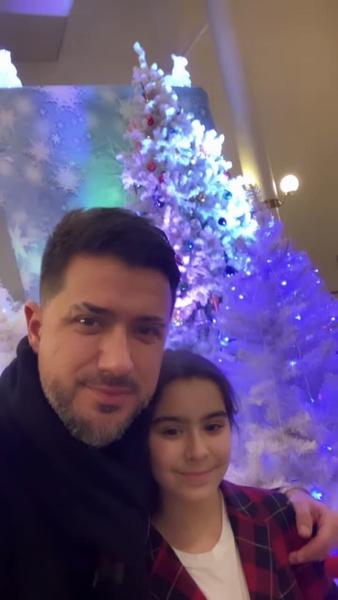 Мурат обожает любимую дочь