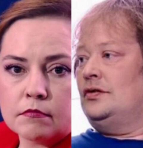 Екатерина Ливанова и Кирилл Гиляров
