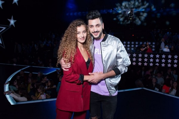 Ульяна Синецкая и Самвел Варданян