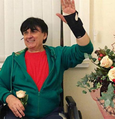 Александр Серов опроверг слухи о своем здоровье