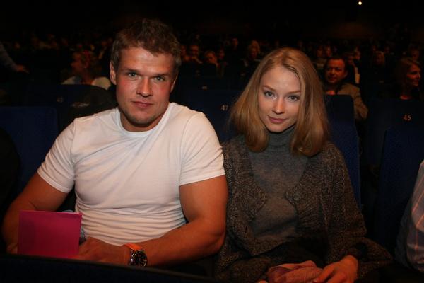Яглыч и Ходченкова прожили в браке пять лет