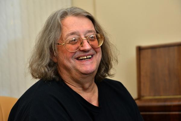 Александр Градский считает себя счастливым отцом