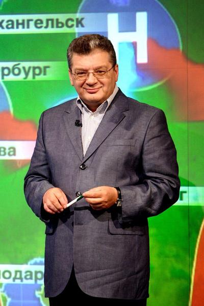 Несмотря на болезнь, Александр Беляев продолжает работать на телевидении