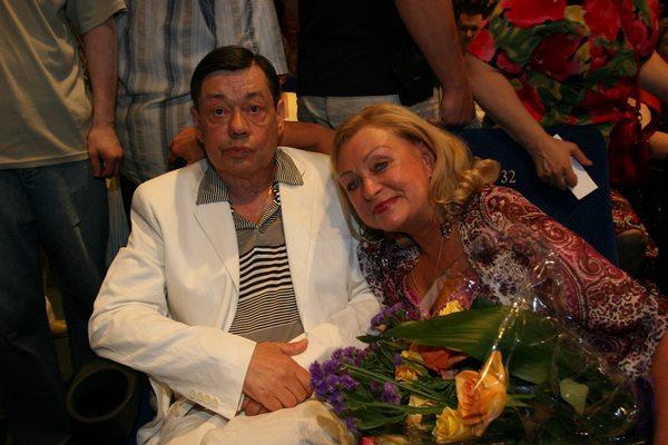 Николай Караченцов и Людмила Поргина в браке с 1975 года