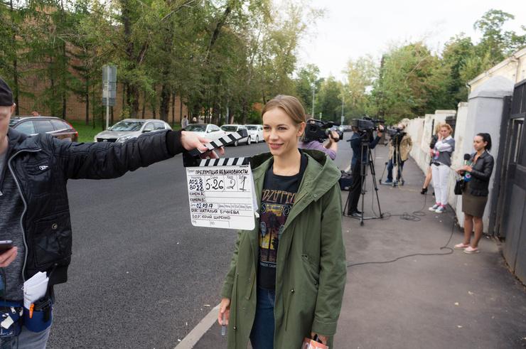 Одну из главных ролей исполнила Светлана Устинова