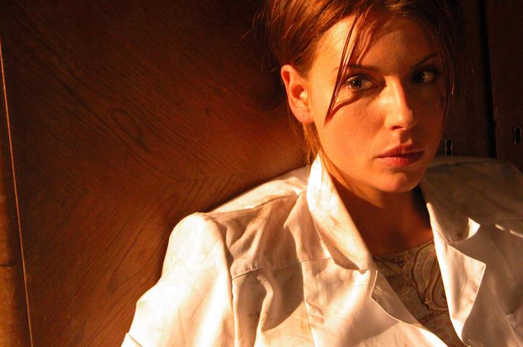 Режиссер снял актрису в двух частях «Антикиллера»