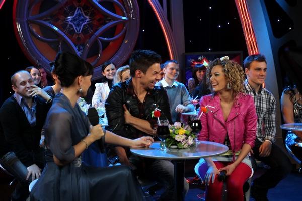 Пьеха часто принимает участие в музыкальных шоу